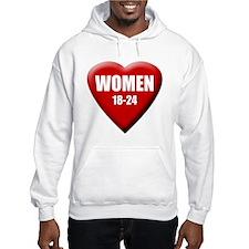 Women 18-24 Hoodie