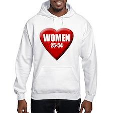 Women 25-54 Hoodie