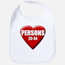 Persons 25-54 Bib