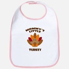 Mommys Little Turkey Bib