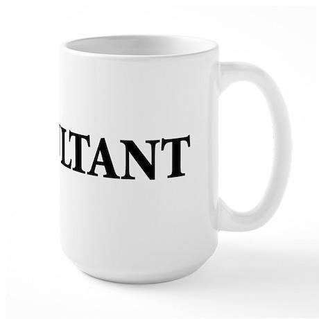 CONsultant Large Mug