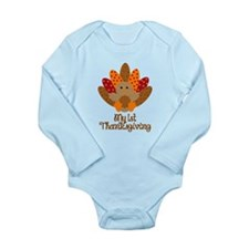 My 1st Thanksgiving Body Suit