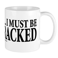 Must Be VoiceTracked Mug