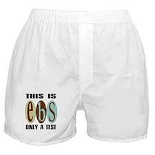 EBS Test Boxer Shorts