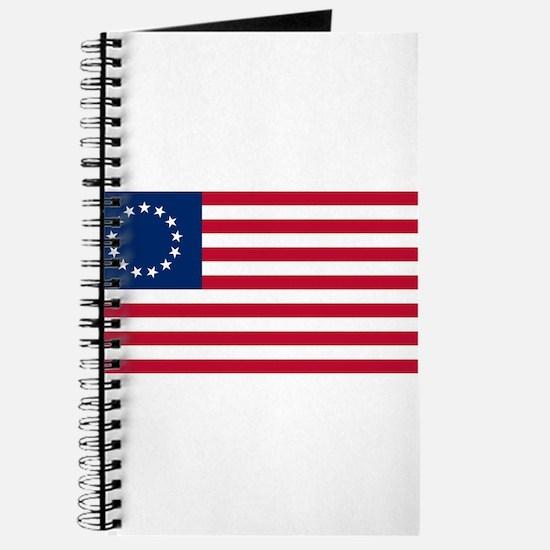 The Tea Party Flag Journal