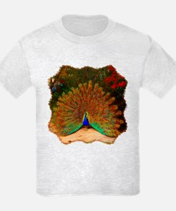 Golden Peacock T-Shirt