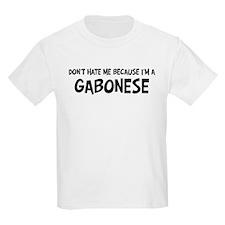 Gabonese - Do not Hate Me Kids T-Shirt