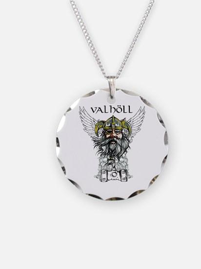 Valhöll Viking Warrior Necklace