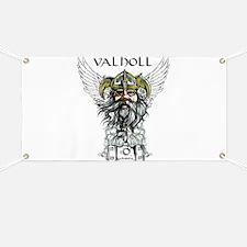 Valhöll Viking Warrior Banner