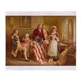 American revolution Blankets