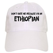 Ethiopian - Do not Hate Me Baseball Cap