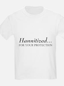 Hannitized Kids T-Shirt