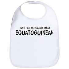 Equatoguinean - Do not Hate M Bib