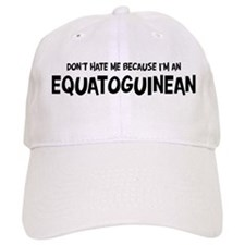 Equatoguinean - Do not Hate M Baseball Cap