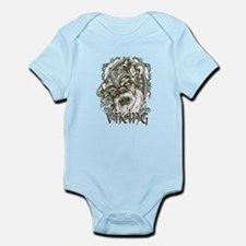 Viking Warrior Infant Bodysuit