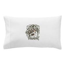 Viking Warrior Pillow Case