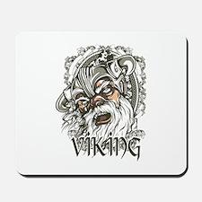 Viking Warrior Mousepad