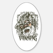 Viking Warrior Decal