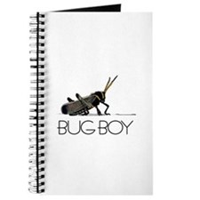 Bug Boy Journal