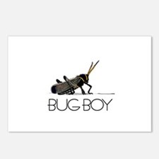Bug Boy Postcards (Package of 8)