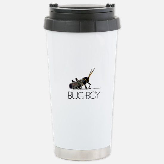 Bug Boy Travel Mug
