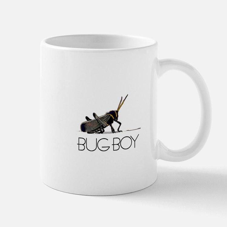 Bug Boy Mugs