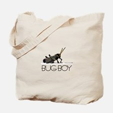 Bug Boy Tote Bag