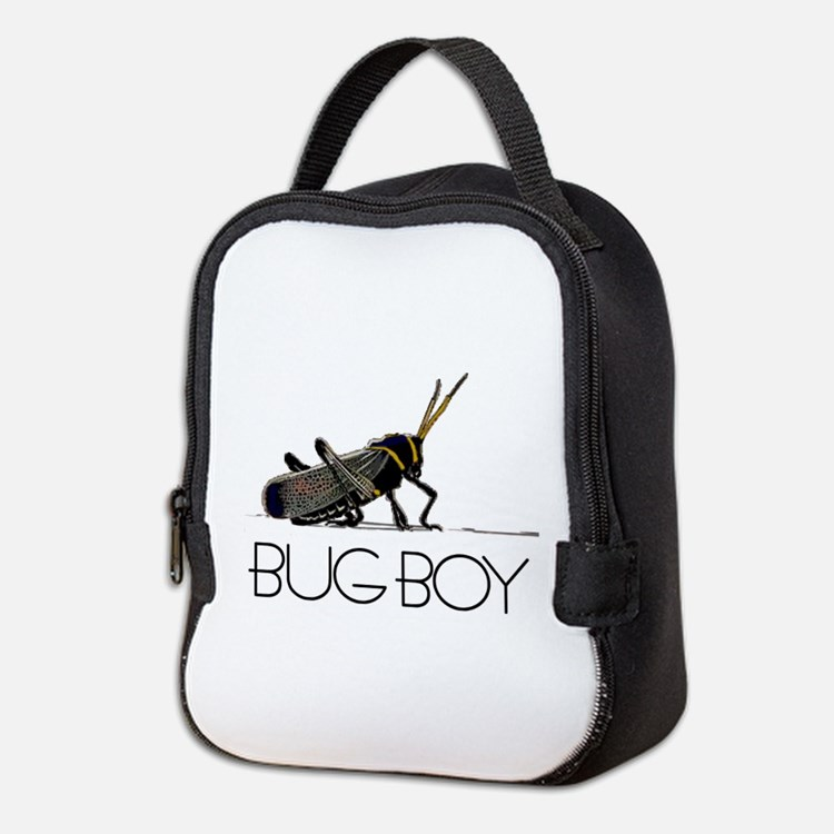 Bug Boy Neoprene Lunch Bag