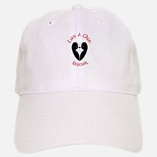 Luv A Chin Logo Baseball Baseball Baseball Cap