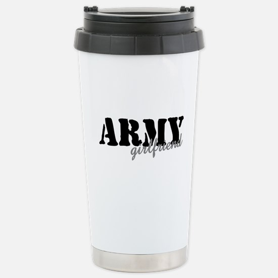 Army Girlfriend Travel Mug
