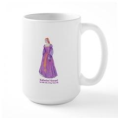 Katherine Howard Large Beverage Mug