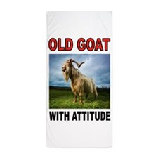 OLD GOAT Beach Towel