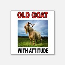 OLD GOAT Sticker