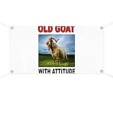 OLD GOAT Banner