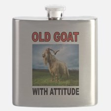 OLD GOAT Flask