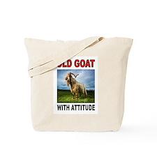 OLD GOAT Tote Bag