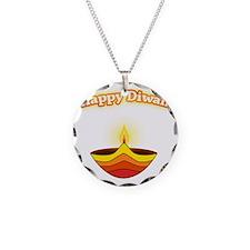 Happy Diwali Necklace