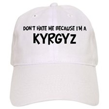 Kyrgyz - Do not Hate Me Baseball Cap