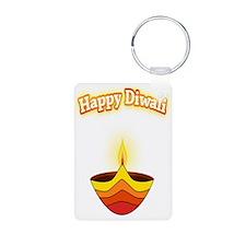 Happy Diwali Keychains