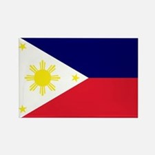 Flag Philippines Rectangle Magnet