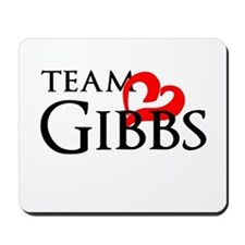 Team Gibbs Mousepad