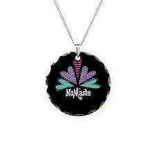 Namaste Black Necklace