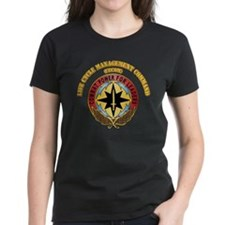 Life Cycle Mgmt Cmd - CECOM with Text Tee