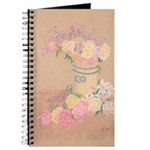 Country Urn Bouquet Journal