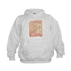 Country Urn Bouquet Hoodie