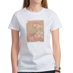 Country Urn Bouquet Tee