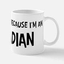 Arcadian - Do not Hate Me Mug