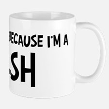 Welsh - Do not Hate Me Small Small Mug