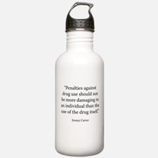 Message to Congress 2 August 1977 Water Bottle