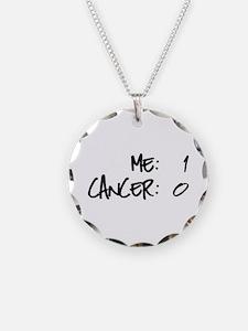 Cancer Survivor Humor Necklace